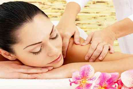Pure Hair & Beauty Manchester - Pamper package including a facial & a back, neck and shoulder massage - Save 64%