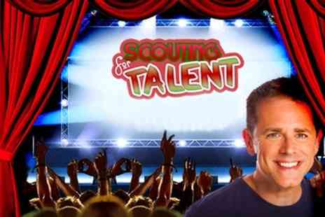 Scouting For Talent - Scouting For Talent Family Variety Show Ticket  - Save 50%