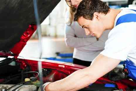 Ryans Garage - Air Conditioning Test With Re Gas and Anti Bacterial Treatment for One  - Save 75%