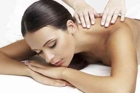 EOS Beauty - Pamper Package With Massage and Facial - Save 72%