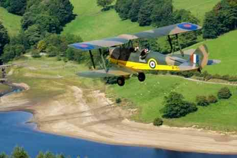 Blue Eye Aviation Club - WWII Aircraft Flight Experience  - Save 54%