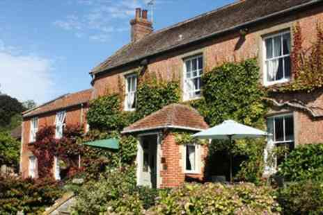 Woodlands Country House Hotel - Charming Somerset Stay with 7 Course Tasting Menu - Save 49%