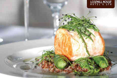 Losehill House Hotel & Spa - Seven Course Tasting Menu for Two  - Save 50%