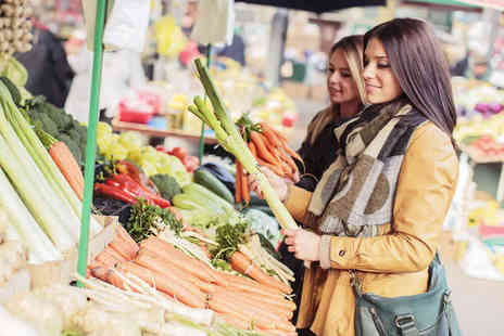 Coutours - Choice of Two Hour Food or Drink Walking Tour of London for One - Save 60%