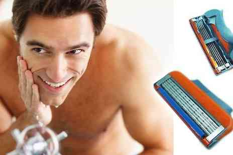 Pamper Me Store - Pack of razor blade refills Compatible  - Save 75%