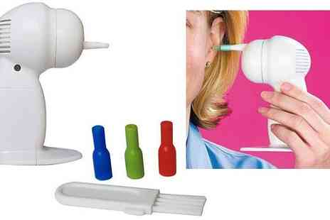 Mytouchscreen - Ear Wax Remover - Save 67%