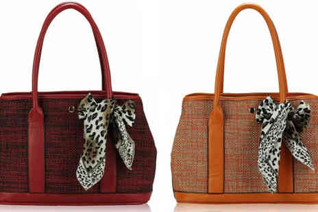 Global Essentials - A Choice of Stylish Shoulder Bags - Save 63%