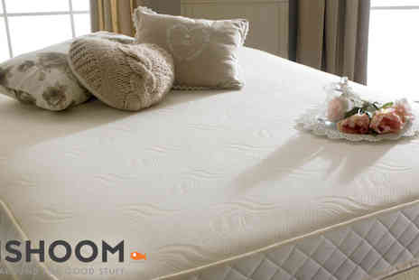Einfeld - Choice of Luxury Sprung Mattress with Memory  - Save 73%