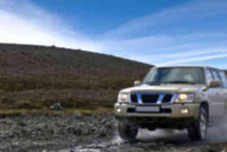 Motor Safari - Half day of adventure activities - Save 81%
