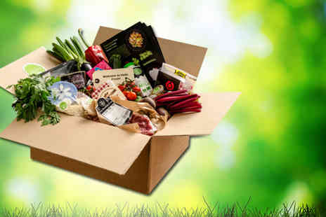 Hello Fresh - Classic or veggie box of home delivered recipes incluidng fresh ingredients - Save 64%