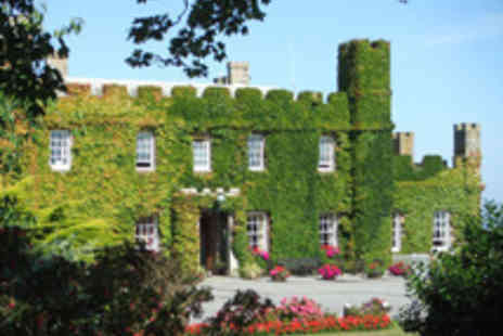 Tregenna Castle Estate - Two Night St Ives Castle Break With Cream Tea For Families or Couples - Save 51%
