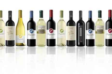 Oakbridge Wines - Mixed Case of Boutique Wines Six  Bottles With Free Delivery  - Save 49%