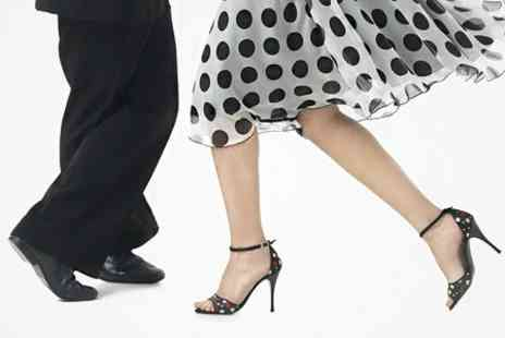 Lindy Jazz - Six Swing Dance Lessons For One - Save 78%