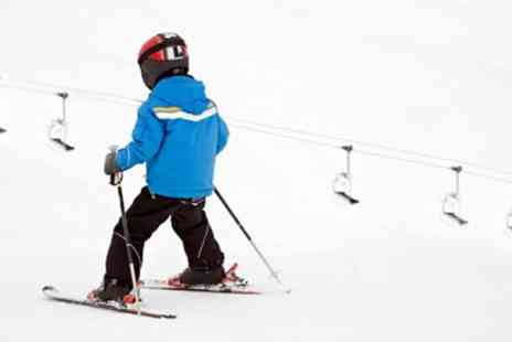 Silksworth Sports Centre - Ten Childrens Skiing Classes - Save 27%