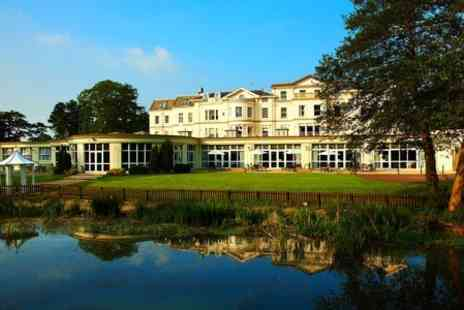 Cheltenham Park Hotel - One Stay For Two With Breakfast - Save 46%