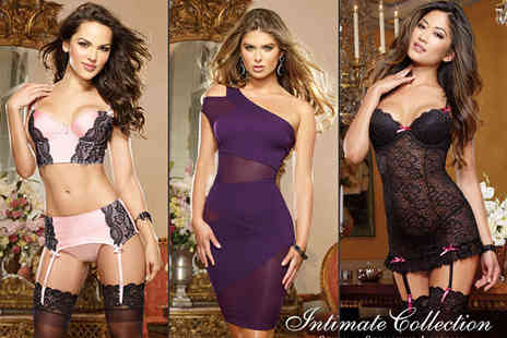 Intimate Collection - Spend on Lingerie - Save 50%