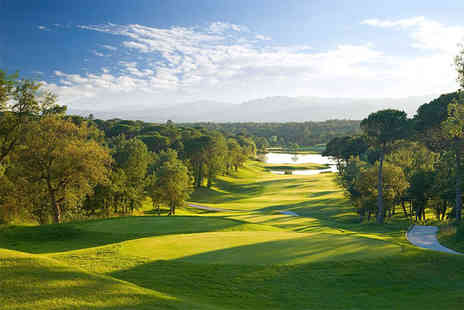 LSR Sports - Two night four star Girona break including a round on the PGA de Catalyuna Tour golf course - Save 31%