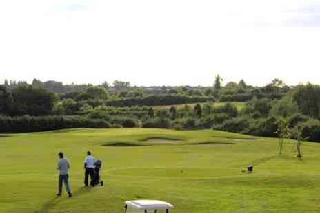 Get into Golf - North Weald Golf Academy  Two Group Lessons - Save 55%