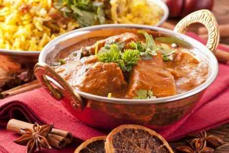 Rosinas - Two Course Indian Meal For Two - Save 52%