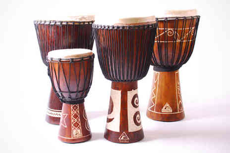 Newcastle Drum Centre - Five Djembe Lessons - Save 63%