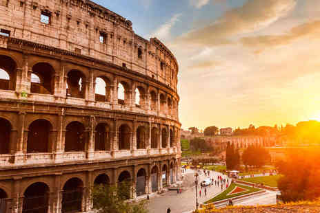 Grand Hotel - A Stylish Stay in Rome The Eternal City - Save 36%