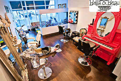 Bella & Beau - Haircut and Blow Dry - Save 66%