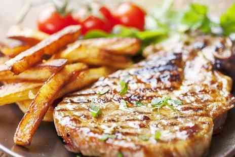 Rubino - Steak Meal For Two  - Save 52%