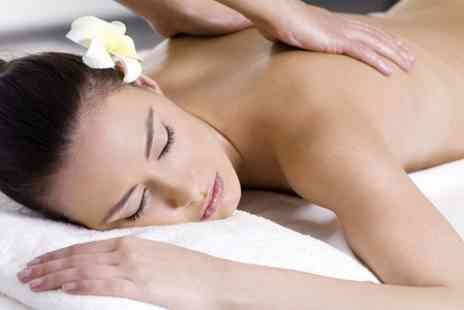 The Beauty Box Shop - 30 minute back neck and shoulder massage - Save 52%