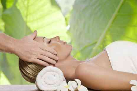 Beauty by Anna Clare - Back Massage and Indian Head Massage - Save 51%
