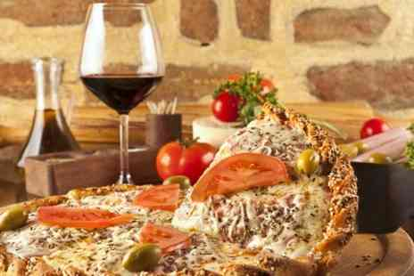 Portofino - Pizza Meal With Wine  - Save 59%