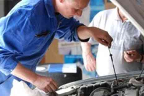 The Car Care Centre - Service, MOT, oil & filter change - Save 50%