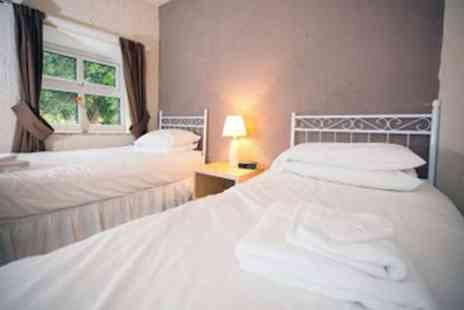The Lantern Pike Inn - Two night Peak District escape for Two Plus breakfast  - Save 50%