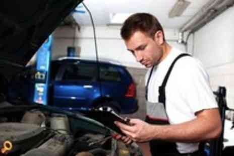 Liverpool MOT - 4 MOT, 4 wheel alignment tracking & spring health check - Save 85%