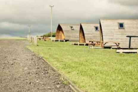 Pot a Doodle Do Wigwam Village - Two nights in a luxury wooden wigwam on the spectacular Northumberland coast - Save 41%