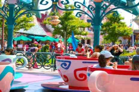 Disneyland Paris - A magical day with the family at Disneyland Park and Walt Disney Studios - Save 30%