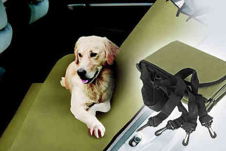 Pearl and Hall Direct - Pet Back Seat Cover  - Save 67%