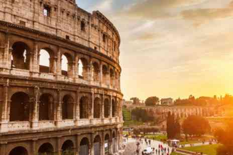 Hotel Caravel - Three nights Stay in the magical city of Rome including breakfast - Save 33%