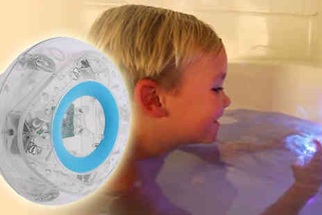 Pearl and Hall Direct - Party In The Tub Light for children - Save 81%