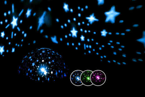 Once Upon a Company - Static night light galaxy - Save 67%