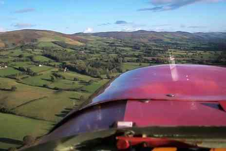 Denbigh Flight Training - One Hour Trial Flying Lesson Plus Membership - Save 52%