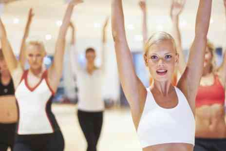 Energie Fitness for Women - Ten Gym and Class Passes - Save 73%