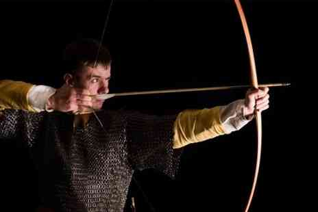 Greenfield Entertainment - Archery For Two With Refreshments  - Save 83%