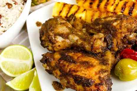Carib Grill Caribbean - Caribbean Sharing Platter With Rum Punch For Two  - Save 53%