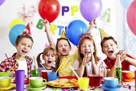 Kidz 2 Play - Soft Play Party With Food  - Save 50%