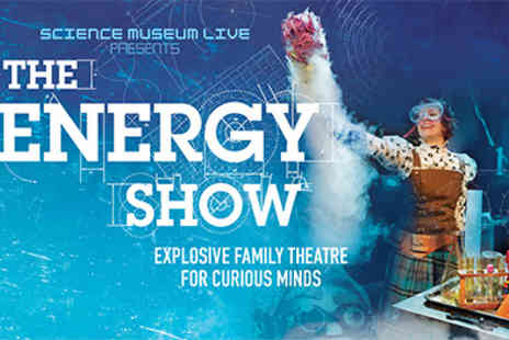 Science Museum - The Energy Show on Tour, 2 and 3 May 2014  - Save 49%