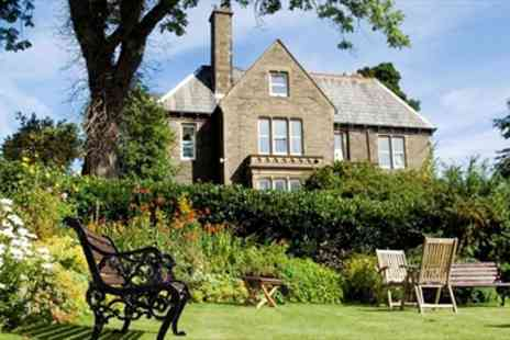 Ashmount Country House - Sensational three Course Dinner & Bubbly for 2 - Save 52%
