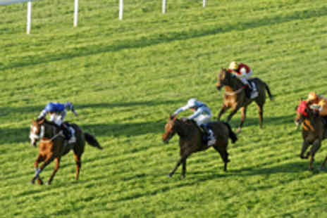 Ascot Racecourse - The May Racenight at Ascot Racecourse for One Person - Save 47%