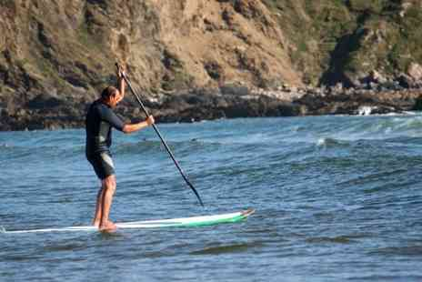 SuperNova Surfboards - Stand Up Paddleboarding Session - Save 60%