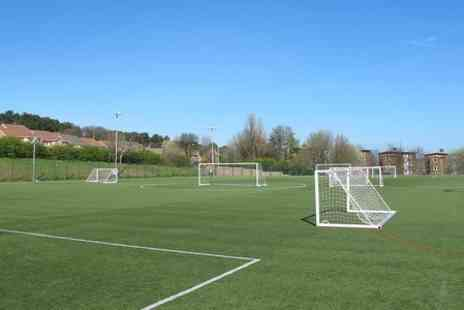 Impact Health & Fitness - One Hour All Weather Sports Pitch Hire - Save 72%