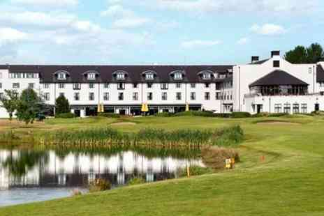 Hilton Templepatrick Hotel - Golf for Two  - Save 42%